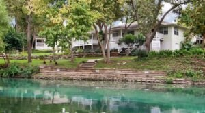These Quaint Cottages On The Banks Of The Comal River In Texas Will Make Your Summer Splendid