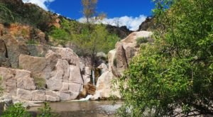 A Creekside Trail In Tonto National Forest Will Lead You To A Waterfall Paradise In Arizona