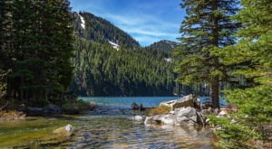 Ranked One Of The Best Kid-Friendly Hikes In Idaho, Have Fun Exploring This Lake And Waterfall Trail