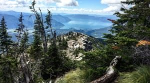 Idaho's Scotchman Peak Is One Of The Best Hiking Summits for Viewing Multiple States