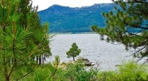 Ride The Rail-Trail Along Lake Cascade's Shore For A Family-Friendly Idaho Adventure