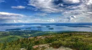 Explore Over 150 Miles Of Hiking Trails At Acadia National Park in Maine