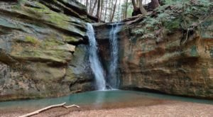 Reconnect With Nature And Chase Waterfalls At Rock Stalls Natural Sanctuary In Ohio