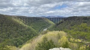 Long Point Trail Near Fayetteville Offers An Unmatched View Of West Virginia's Favorite Bridge