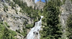 The Rugged Hike To Idaho's Tallest Waterfall, Goat Falls, Is Worth Every Single Step