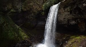 Some Of The Cleanest And Clearest Water Can Be Found At West Virginia's Falls of Hills Creek