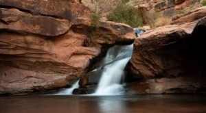 The Natural Swimming Hole Along The Mill Creek Trail In Utah Will Take You Back To The Good Ole Days