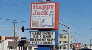 The Specialty Pancakes At Happy Jack Pancake House In Maryland Are On A Whole Other Level