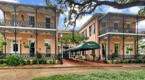 The Malaga Inn Was Recently Named Most Haunted Hotel In Alabama
