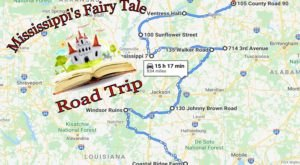 The Fairy Tale Road Trip That'll Lead You To Some Of Mississippi's Most Magical Places