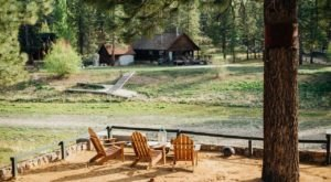 A Cozy Mountain Getaway In Southern California, Noon Lodge Is A Spot You'll Want To Visit In Future Adventures