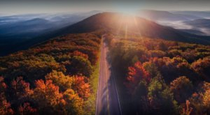 These 12 Photos Show There's No Place As Scenic As The Talimena Scenic Byway In Oklahoma