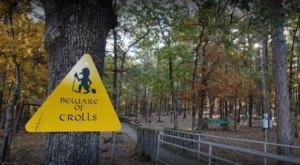 Hiking At Heavener Runestone Park In Oklahoma Is Like Entering A Fairytale