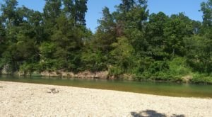 Spend the Day On The Water At Littlefields at Spring Creek, The Most Pristine Creek In Oklahoma