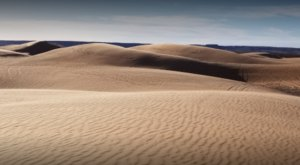 Experience One Of The Most Diverse Terrains In Oklahoma At Little Sahara State Park