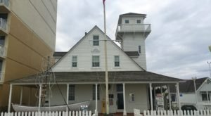 The Virginia Beach Surf & Rescue Museum Has A Fascinating And Haunting History