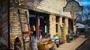 There's No Telling What Treasures You'll Find At Emma's Museum Of Junk In Arkansas