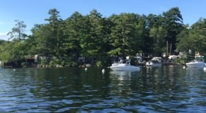 The Most Refreshing Summer Experience Is At These 8 Lakeside Campgrounds In New Hampshire