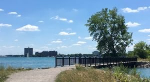 These 9 Gorgeous Waterfront Trails In Metro Detroit Are Perfect For A Summer Day