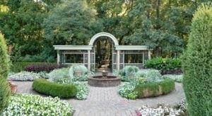 Take A Summer Stroll Through The Stunning Wegerzyn Gardens In Ohio