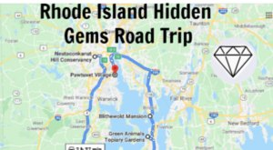 This Hidden Gems Road Trip Will Showcase Some Of Rhode Island's Most Stunning Places