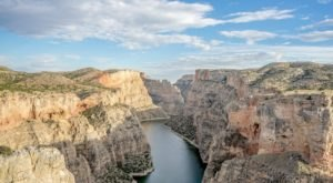 The Bighorn Canyon In Montana Is A Big Secluded Treasure