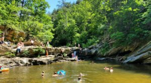 The Natural Swimming Hole At Cheaha State Park In Alabama Will Take You Back To The Good Ole Days