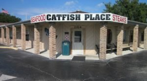 The Catfish Place In Florida Has Been Serving Seafood To St. Cloud For Nearly 50 Years