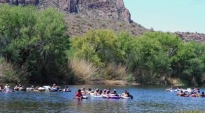 Salt River Tubing Is Officially Open And Here's What You Need To Know