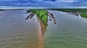 Two Rivers Meet In A Fascinating Confluence In Charming Paducah, Kentucky