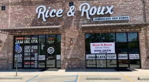 Savor The Flavor Of Home Cooked Cajun Food With A Meal At Rice And Roux In Louisiana