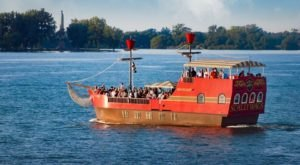Pennsylvanians Can Sail On A Pirate Ship On Presque Isle Bay This Summer