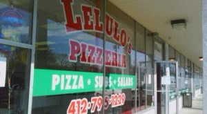 Lelulo's Pizzeria, A Neighborhood Pizza Joint Near Pittsburgh, Dishes Up Delicious Brick Oven Pizza