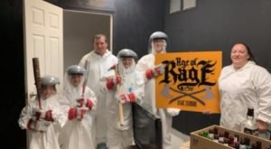 Release Your Pent-Up Frustrations In A Uniquely Fun Way At Age Of Rage, Mississippi's First Rage Room
