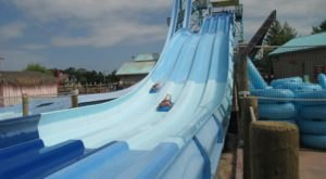 Dive Into Summer At White Water, A Gigantic Water Park With More Than A Half Dozen Slides To Try