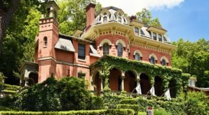 Spend A Thrilling Weekend Solving A Murder Mystery At Henry Packer Mansion In Pennsylvania