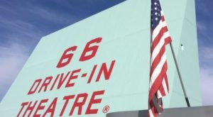 Catch A Film Under The Stars At 66 Drive-In, An Old-Fashioned Drive-In Theater In Missouri