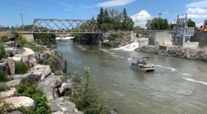 Hop Aboard The New Snake River Ferry In Idaho For A Refreshing Summer Adventure