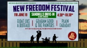 Attend A Concert From The Comfort Of Your Car At Nebraska's Sandhills Drive-In