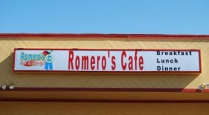 People Travel From All Over For The Green Chile At Romero's Cafe, A Tiny Hole-In-The-Wall In Colorado