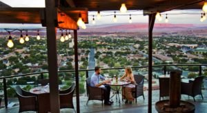 Enjoy The Fresh Air While You Dig Into Delicious Food On These 10 Outdoor Patios At Utah Restaurants