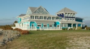 Fresh Oysters And Waterfront Views Await You At The Oyster Farm, A Picturesque Seafood Restaurant In Virginia
