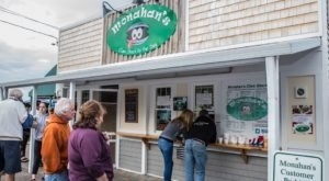Celebrate The Start Of Summer At Monahan's Clam Shack In Rhode Island