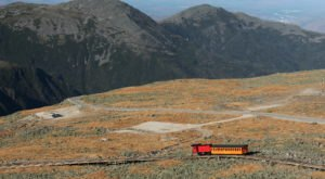 The Cog Railway In New Hampshire That Takes You To One Of Our State's Natural Wonders