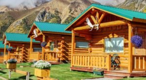 With Homey Lodging And Spectacular Dining, Alaska's Sheep Mountain Lodge Is The Perfect Place To Relax This Summer