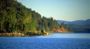 Roll The Windows Down And Take A Drive Down The Pend Oreille Scenic Byway In Idaho