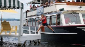 Hop Aboard Wisconsin's Mailboat For A One-Of-A-Kind Adventure On Lake Geneva