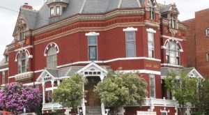 Travel Back In Time With A Stay At The Copper King Mansion Bed & Breakfast In Montana
