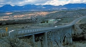 Stretching 500 Miles, U.S. Route 191 Offers One Of The Sweetest And Most Scenic Drives In Arizona