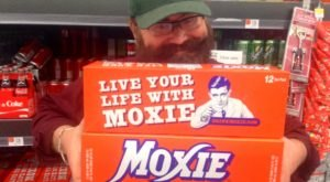 The Fascinating History Behind Moxie, The Most Iconic Brand To Come Out Of Maine